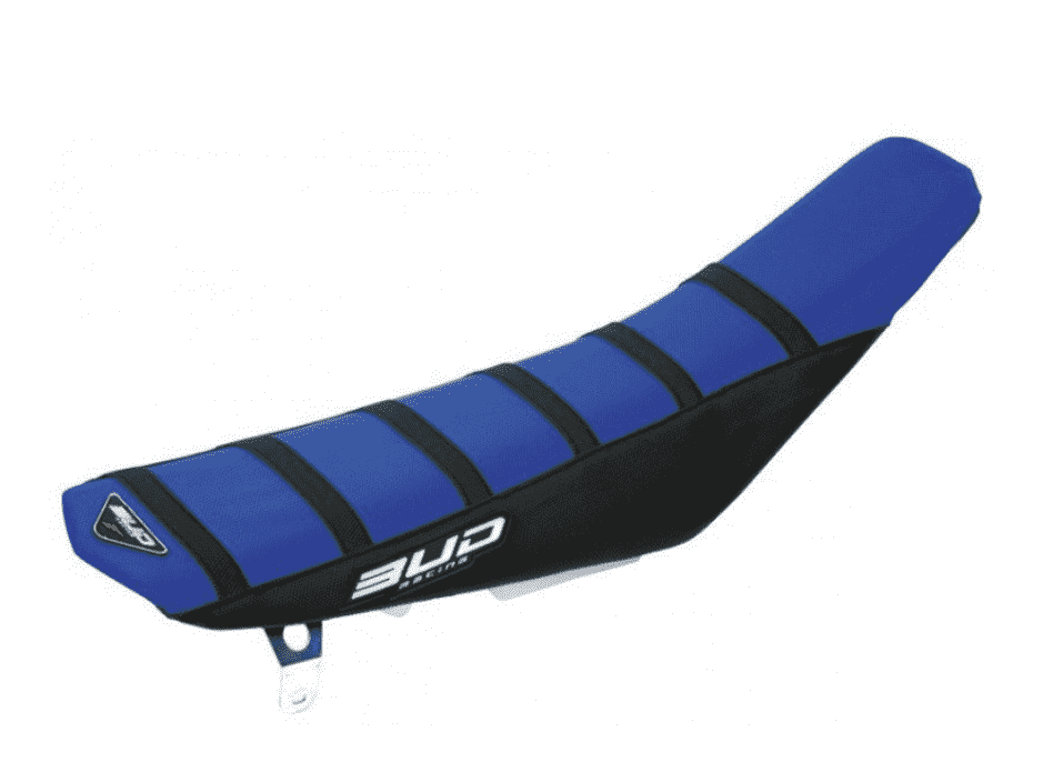 SEAT COVER BUDRACING YAMAHA YZF 250/450 06-09 BLUE / BLACK
