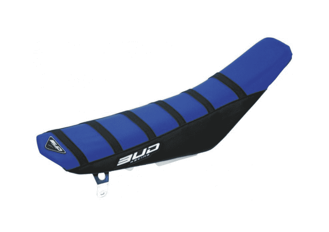 SEAT COVER BUDRACING YAMAHA YZ 85 02-18 BLUE / BLACK